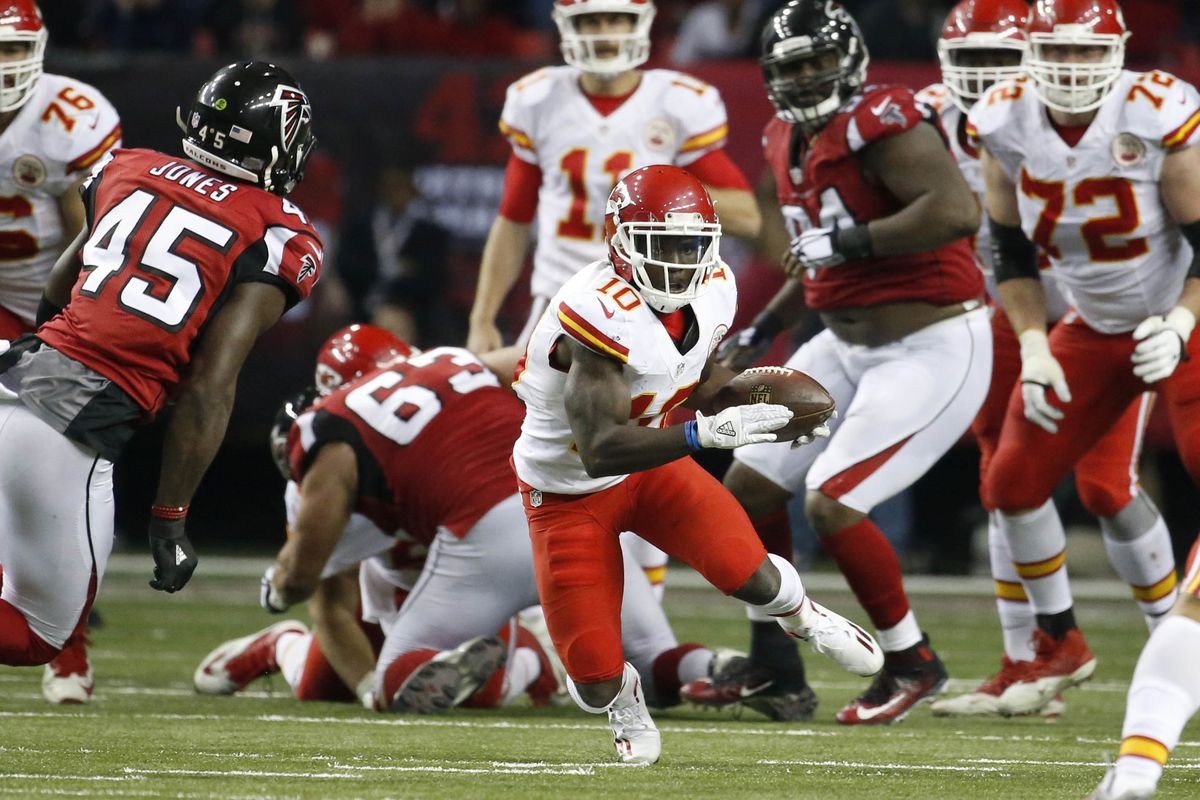 Falcons Vs Chiefs Preseason 2018 Channel Time Announcers And More