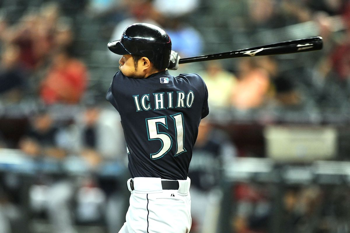 Ichiro is reportedly returning to the Mariners on a one-year deal