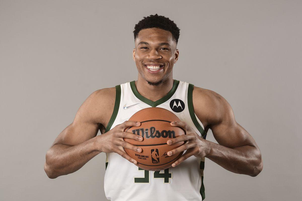 NBA: Milwaukee Bucks-Media Day