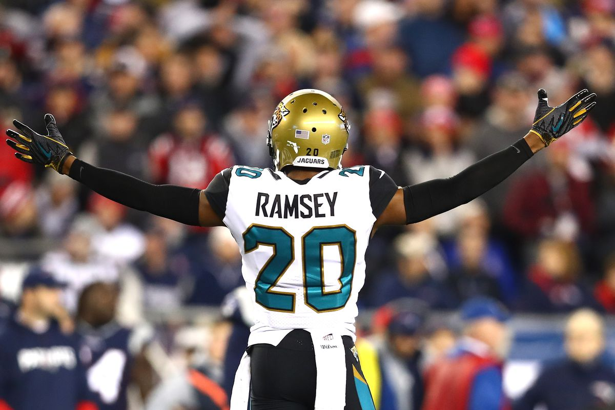Jalen Ramsey won t be a part of the Vikings Jaguars joint practices ... 419dad744