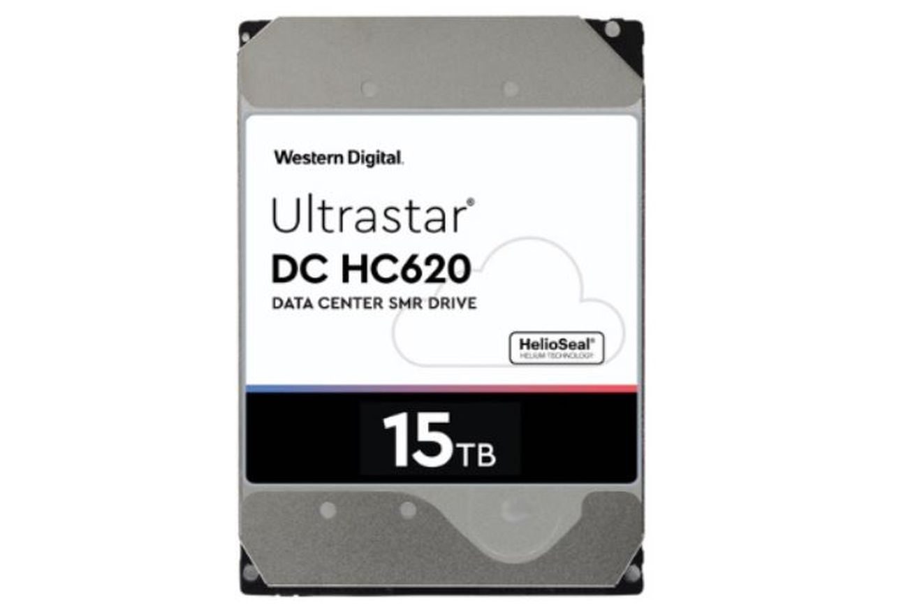 western digital s new 15tb hard drive is the biggest one ever made