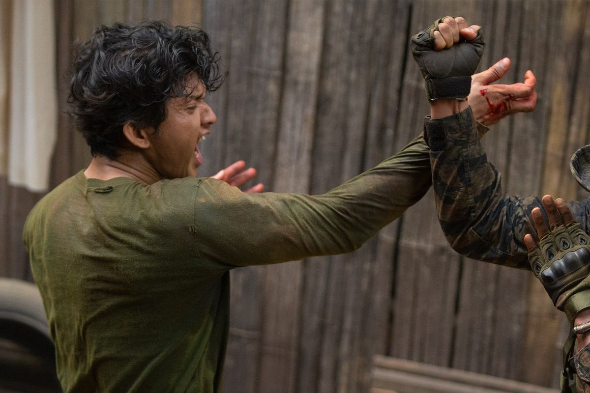 Triple Threat review: the Avengers of martial arts stars