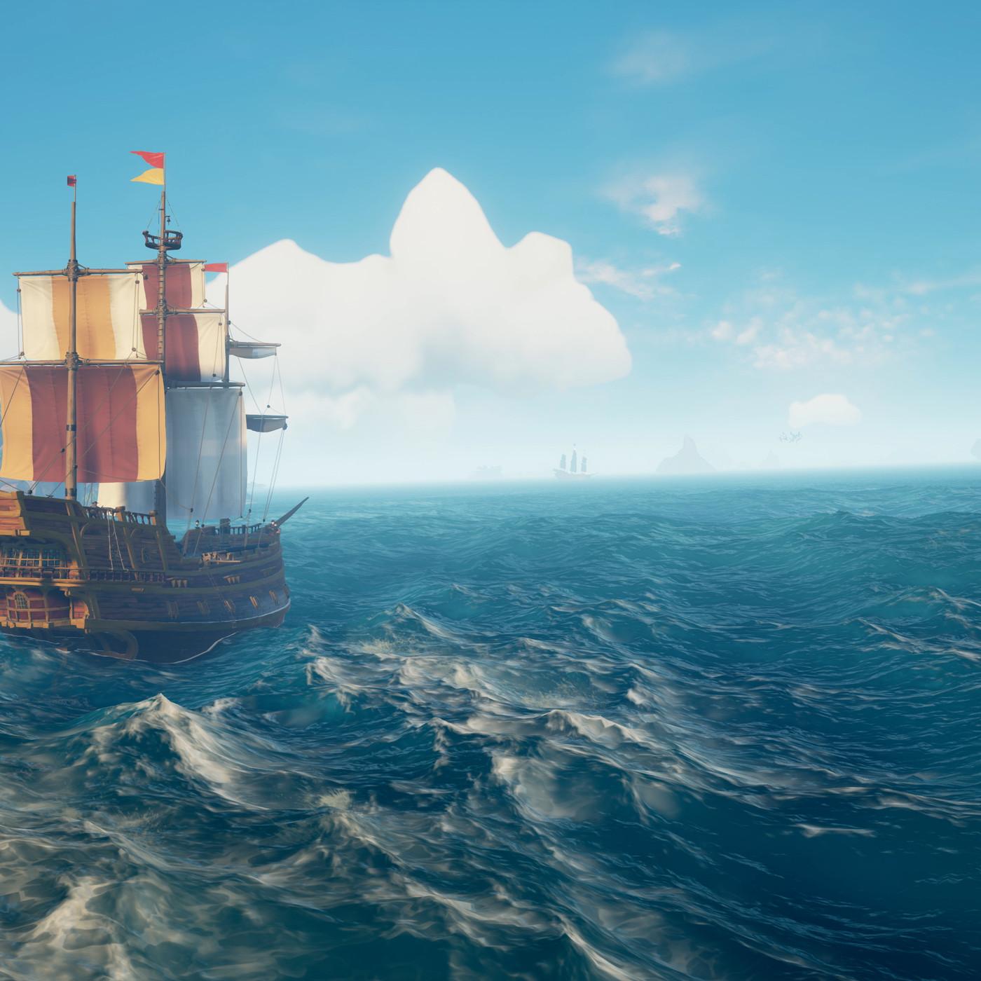 Sea Of Thieves Is Making Me Seasick Update Polygon