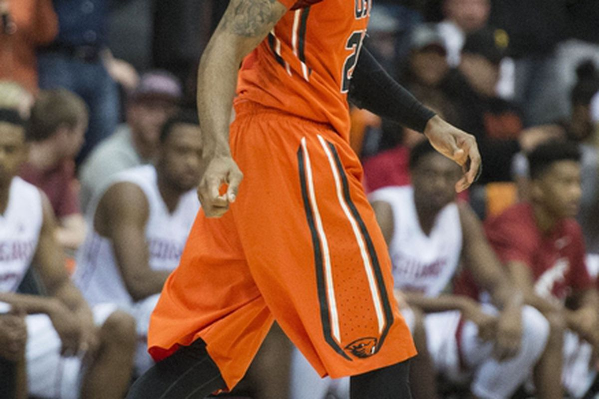Gary Payton II will be looking to walk off with another win tonight against USC.