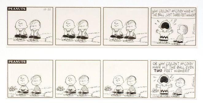 peanuts mccovey