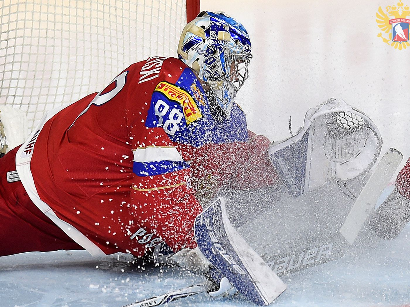 Quick Strikes  Vasilevskiy stops 22 shots to earn second consecutive  shutout for Russia - Raw Charge 641c749b7