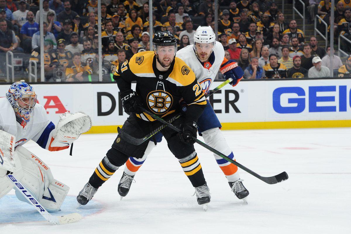 New York Islanders v Boston Bruins - Game Five