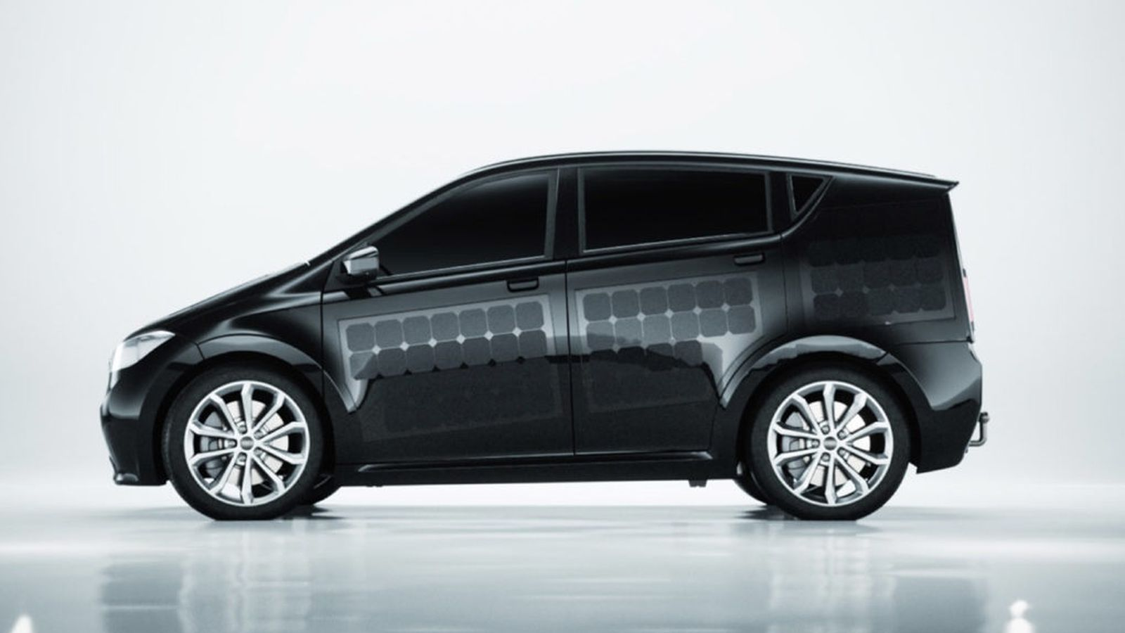 This $19,000 solar-powered car is ready for test drives