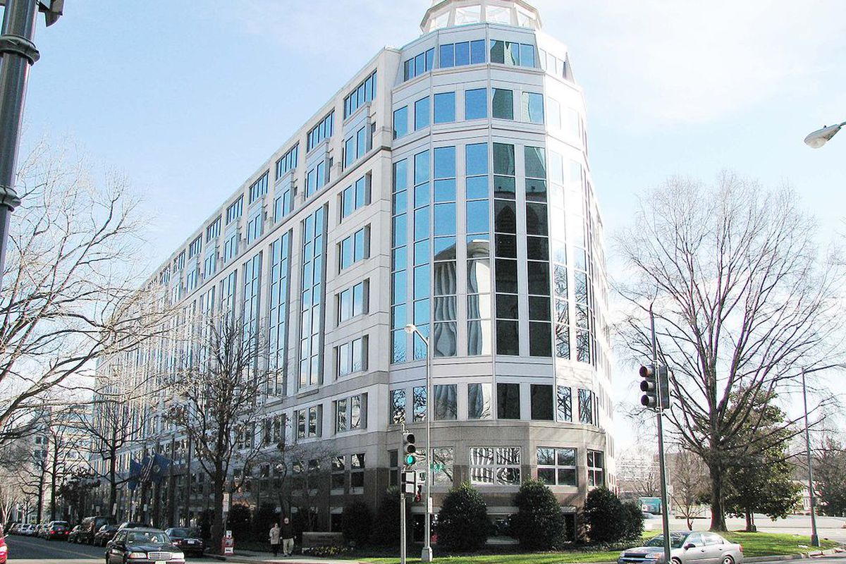 US International Trade Commission Building