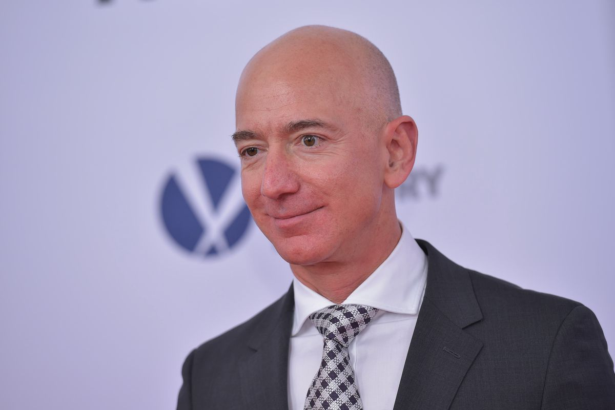 Amazon CEO Jeff Bezos now the richest man EVER
