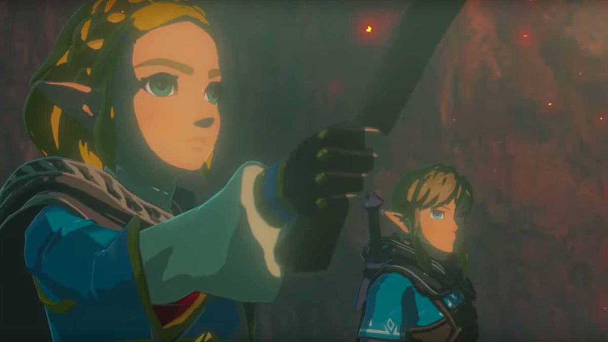 A lenda de Zelda: Breath of the Wild 2