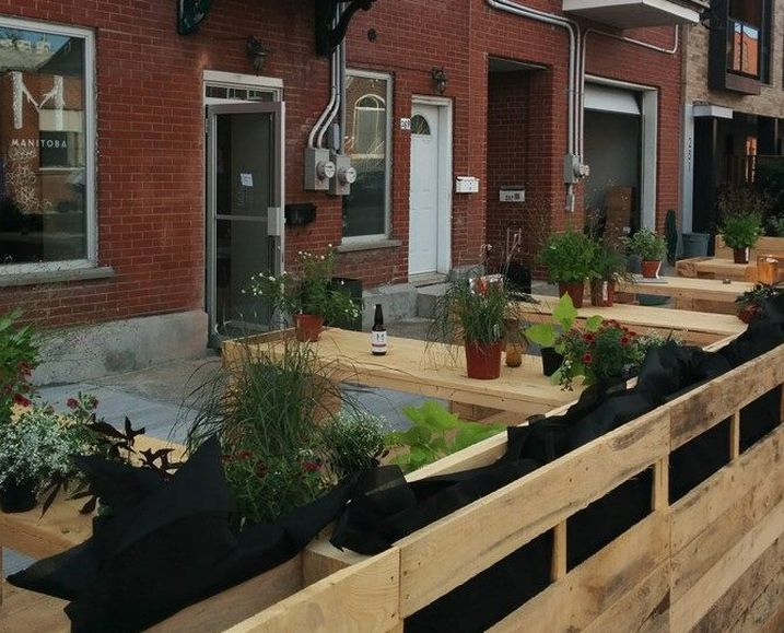 10 New Montreal Terrasses To Embrace This Summer