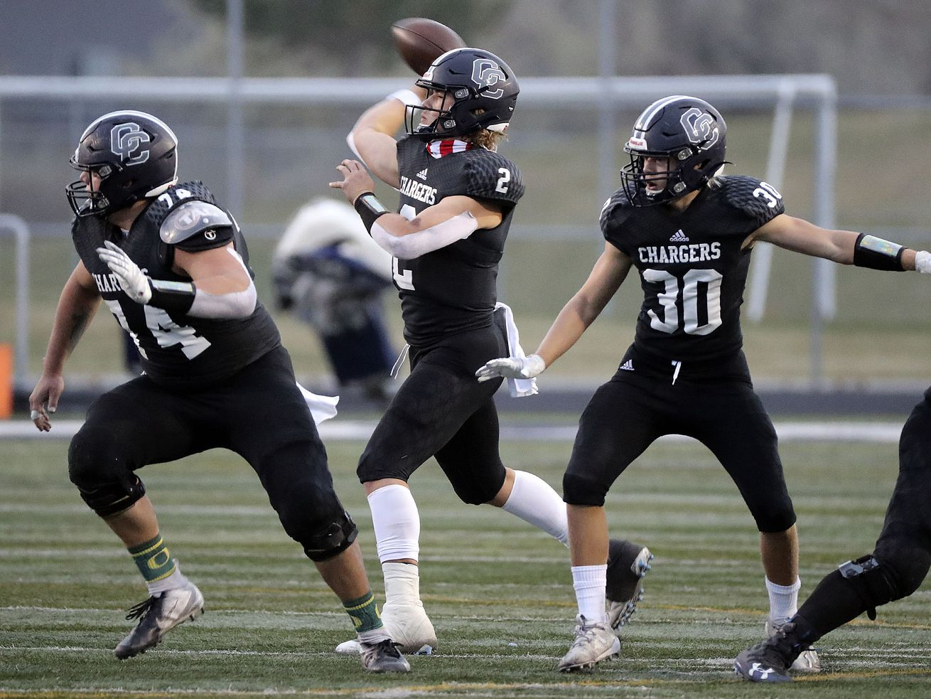 Which top Utah high school football recruits will be playing for state titles this weekend?