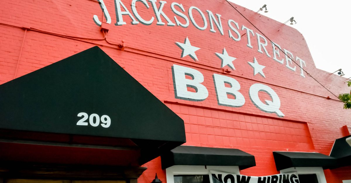 Scope Out Jackson Street Bbq Soon Supplying Smoked Meats