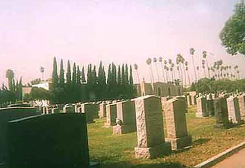 Mapping 16 Of Los Angeless Most Celebrity Filled Cemeteries