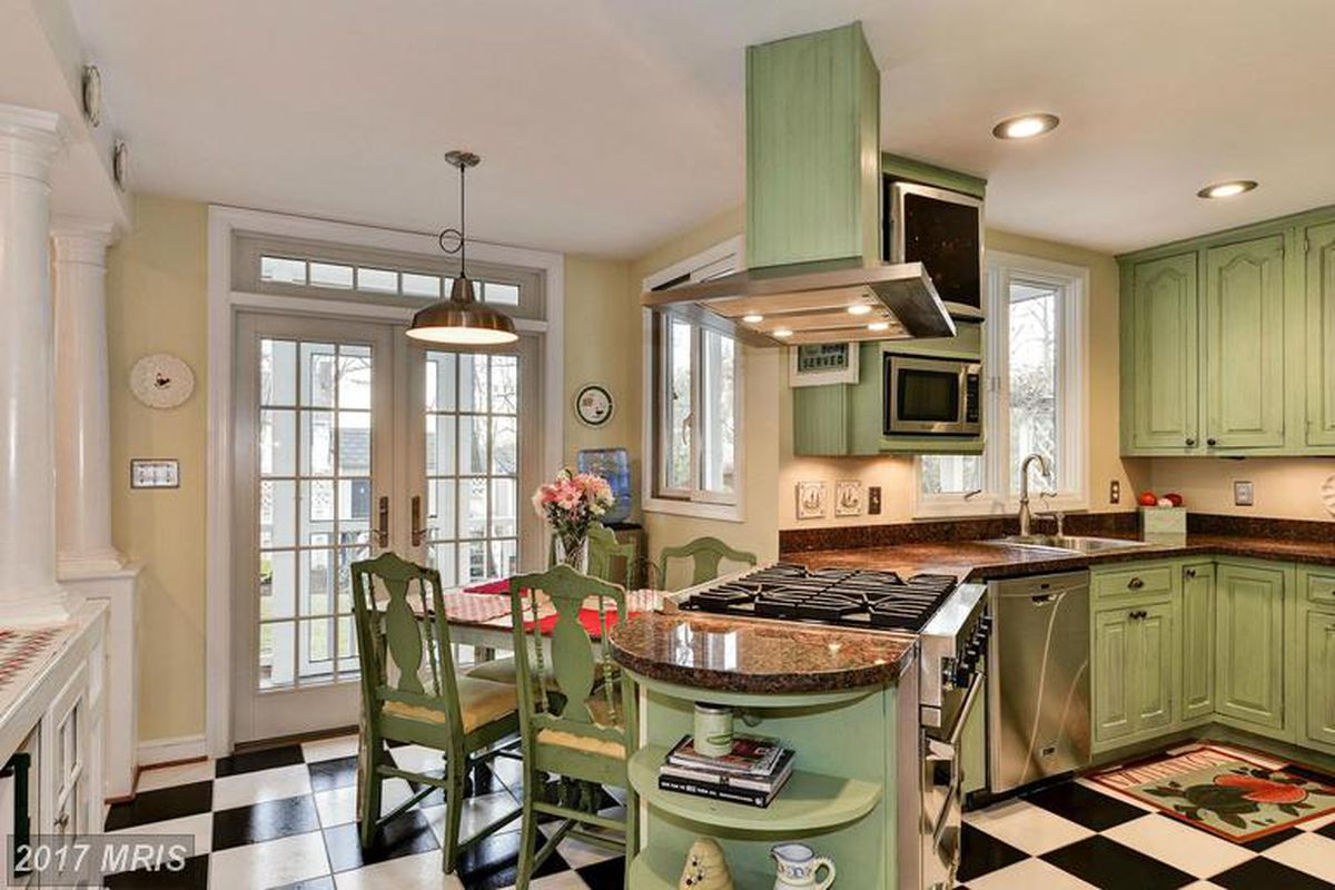 This $1M Alexandria home comes with an updated kitchen ...
