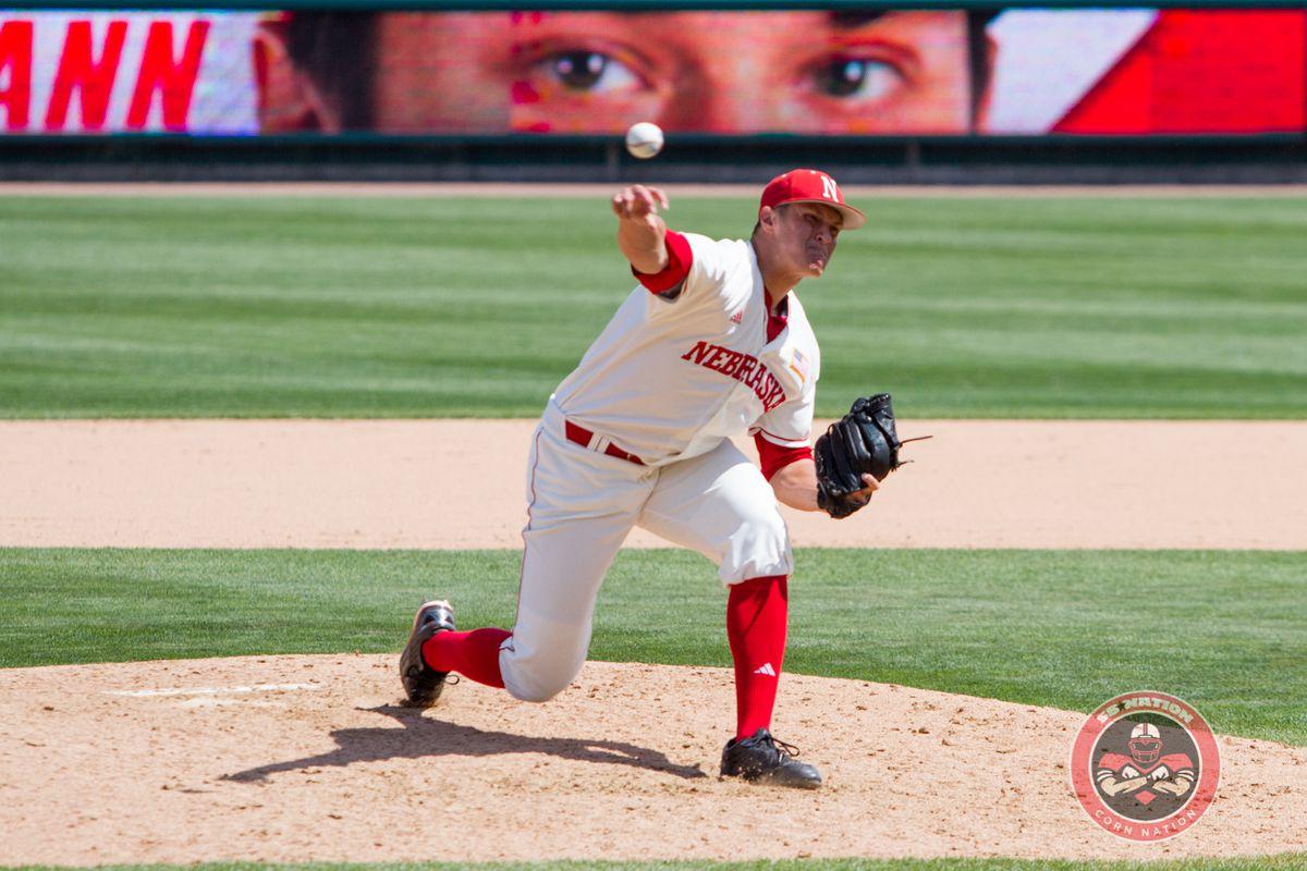 Gallery: Nebraska Baseball Wraps Up Regular Season