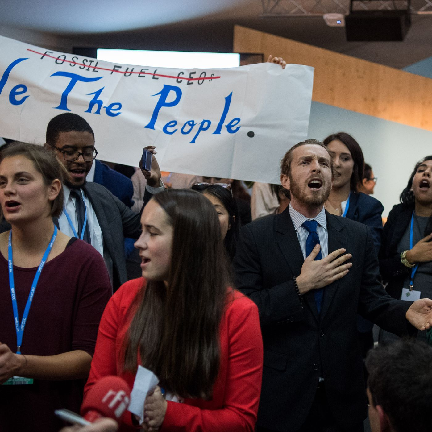 The Trump Administration Went To The Un Climate Talks To Promote
