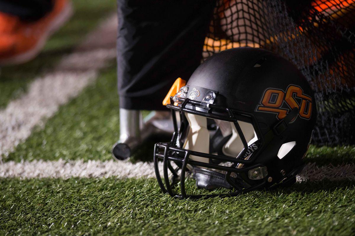 NCAA Football: Oklahoma at Oklahoma State