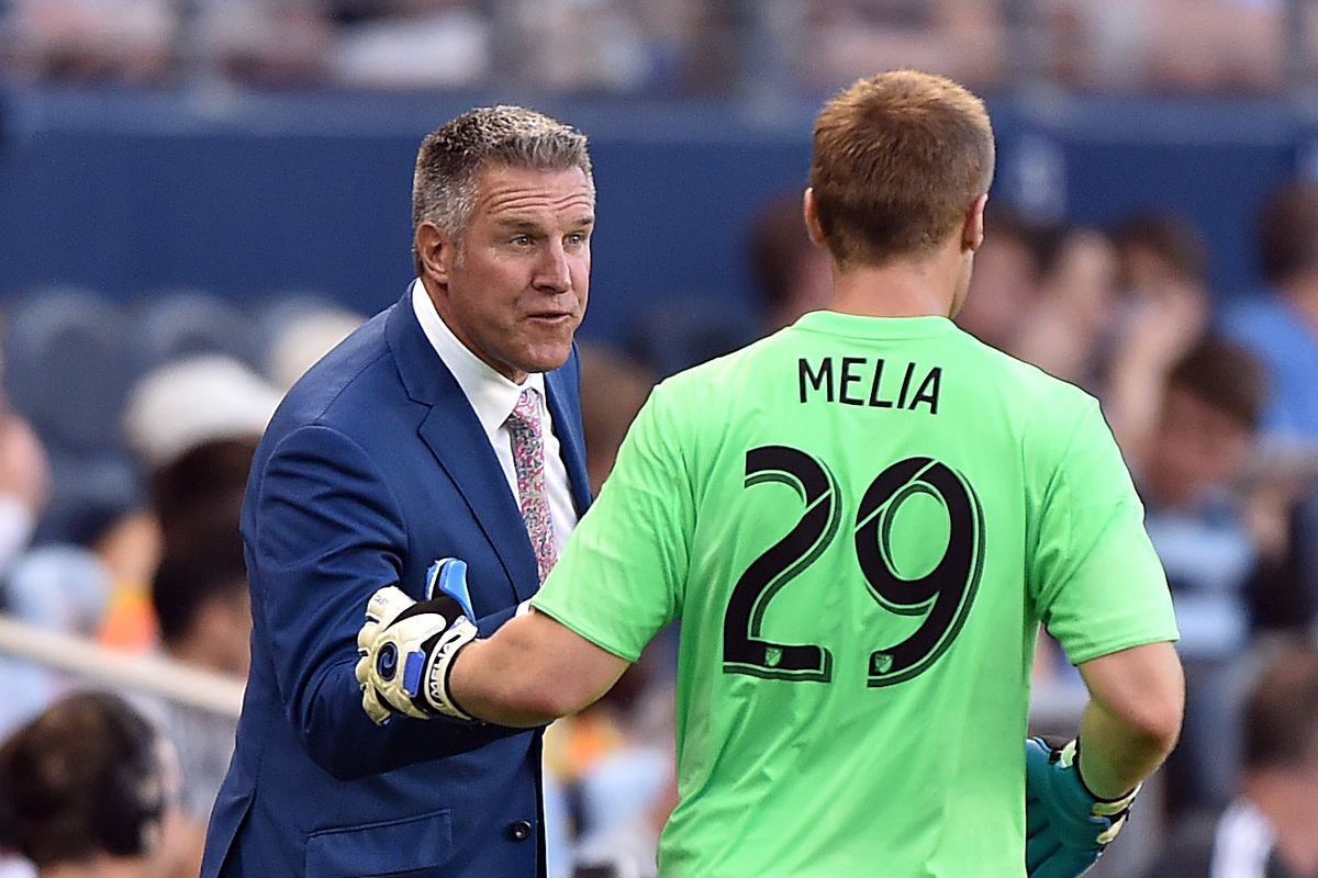 Vermes selected Kann to provide some additional backup for Melia and Kempin