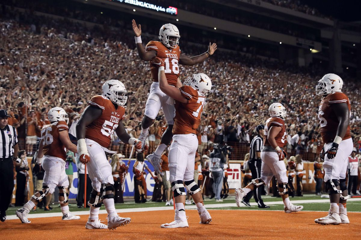 Texas defeats Notre Dame in thrilling 2OT win, 50-47