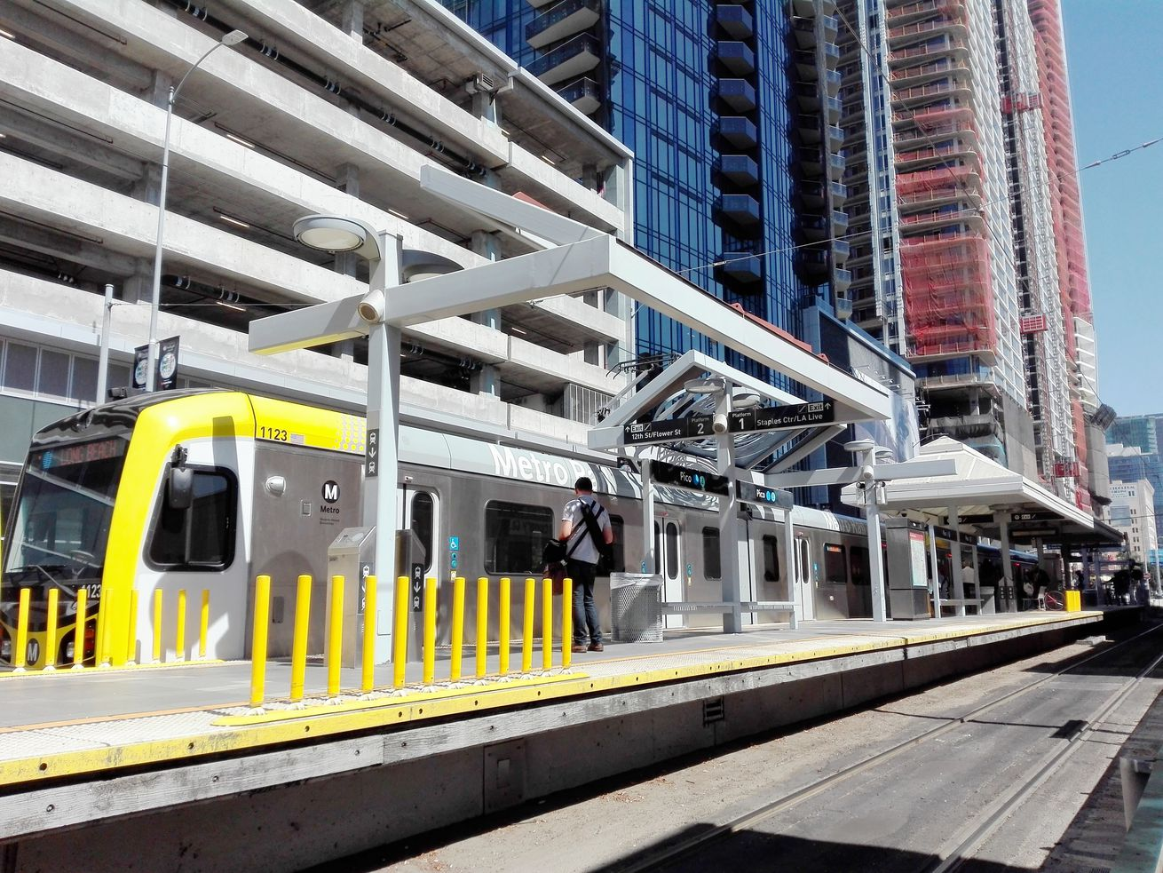 The Pico Station will also close to Expo Line riders for 60 days starting later in June.