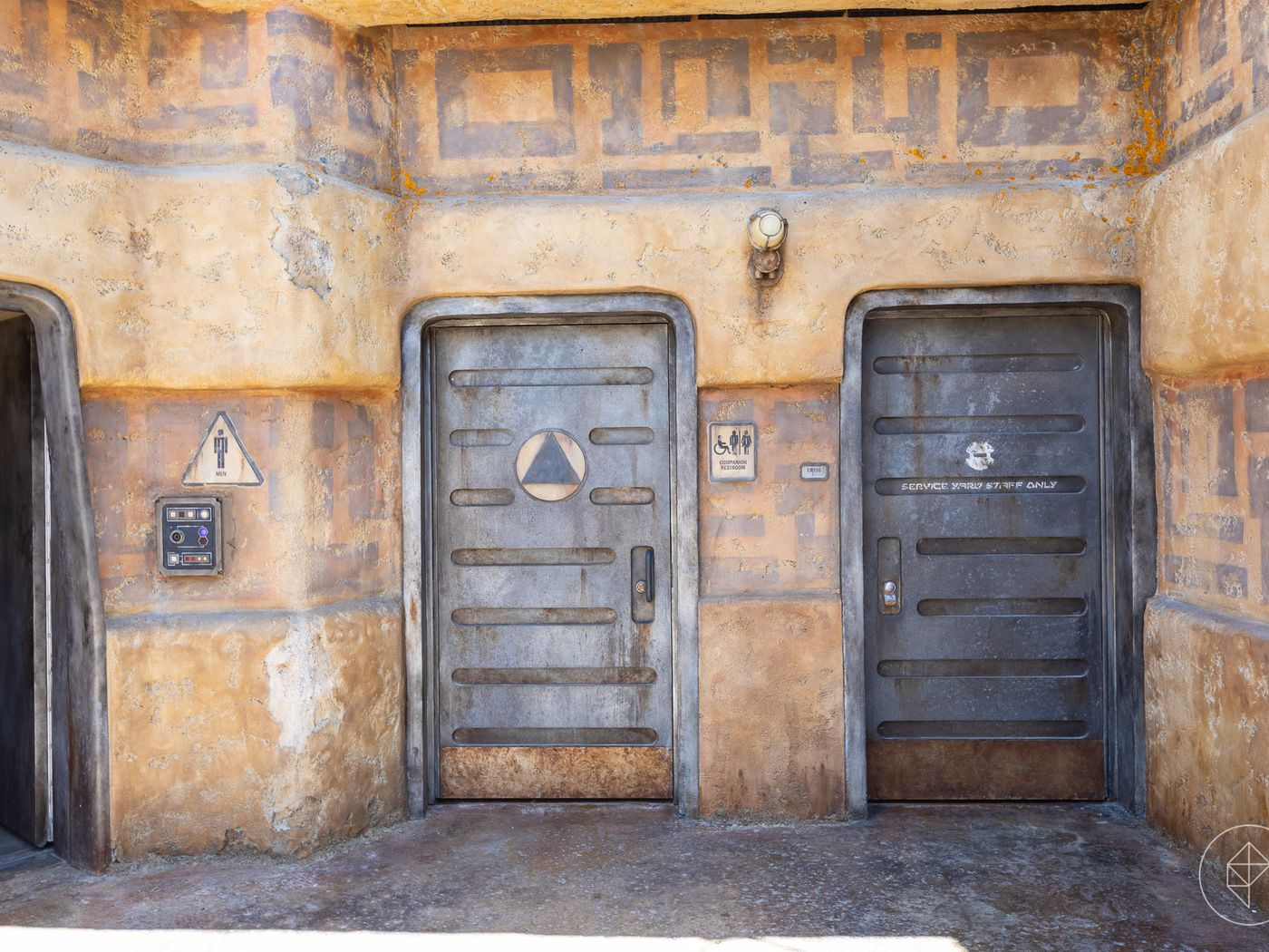Disneyland S Star Wars Land Bathrooms Where To Find Them What To Know Polygon