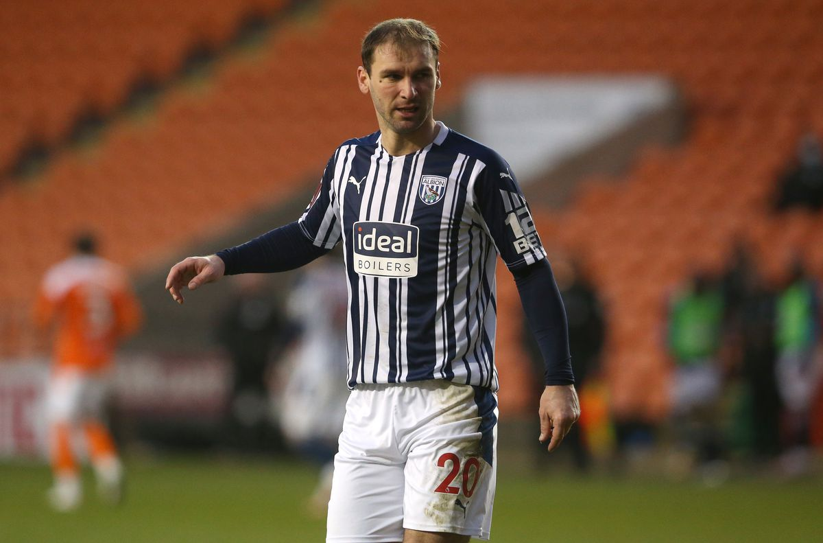Blackpool v West Bromwich Albion - FA Cup Third Round