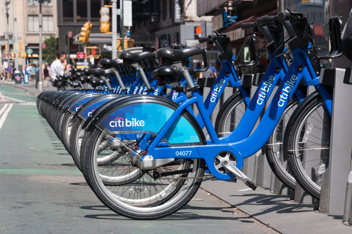 Citi Bike To Offer Free Passes On Election Day Curbed Ny
