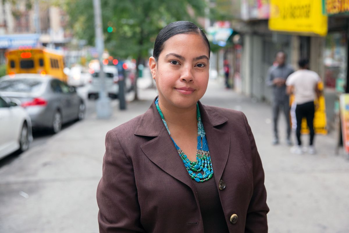 15th District candidate Samelys Lopez