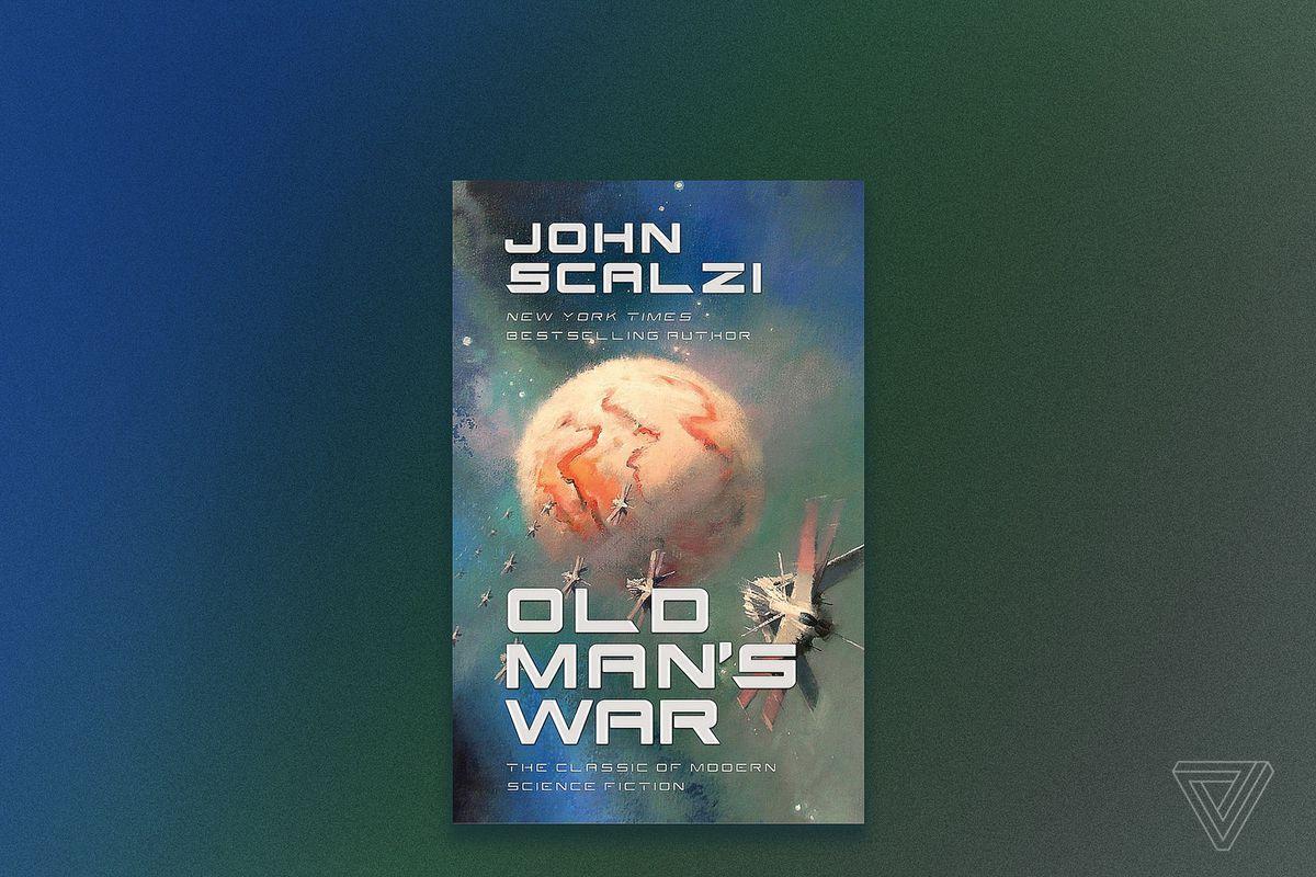 Netflix has optioned John Scalzi\'s science fiction novel Old Man\'s ...