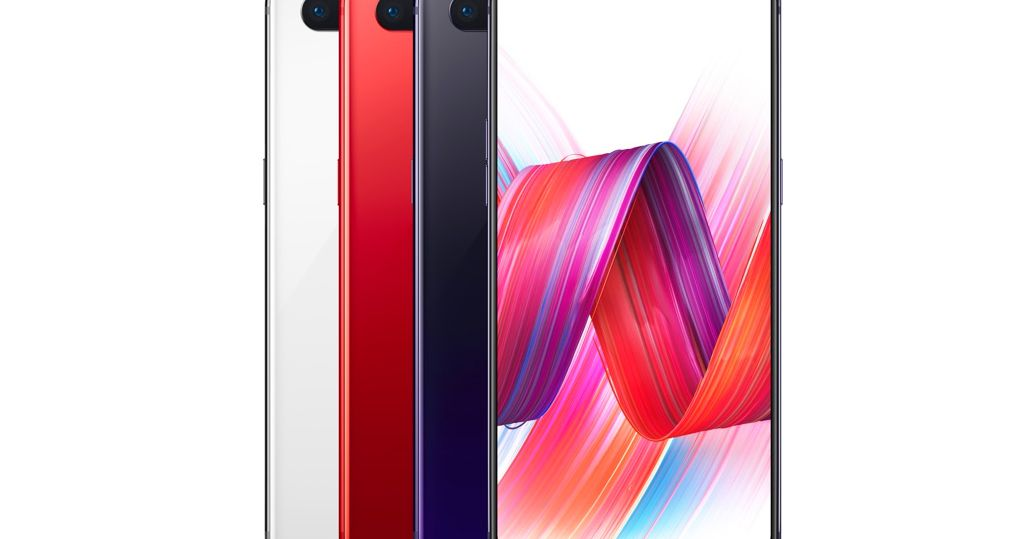 The OnePlus 6 will probably look a lot like this