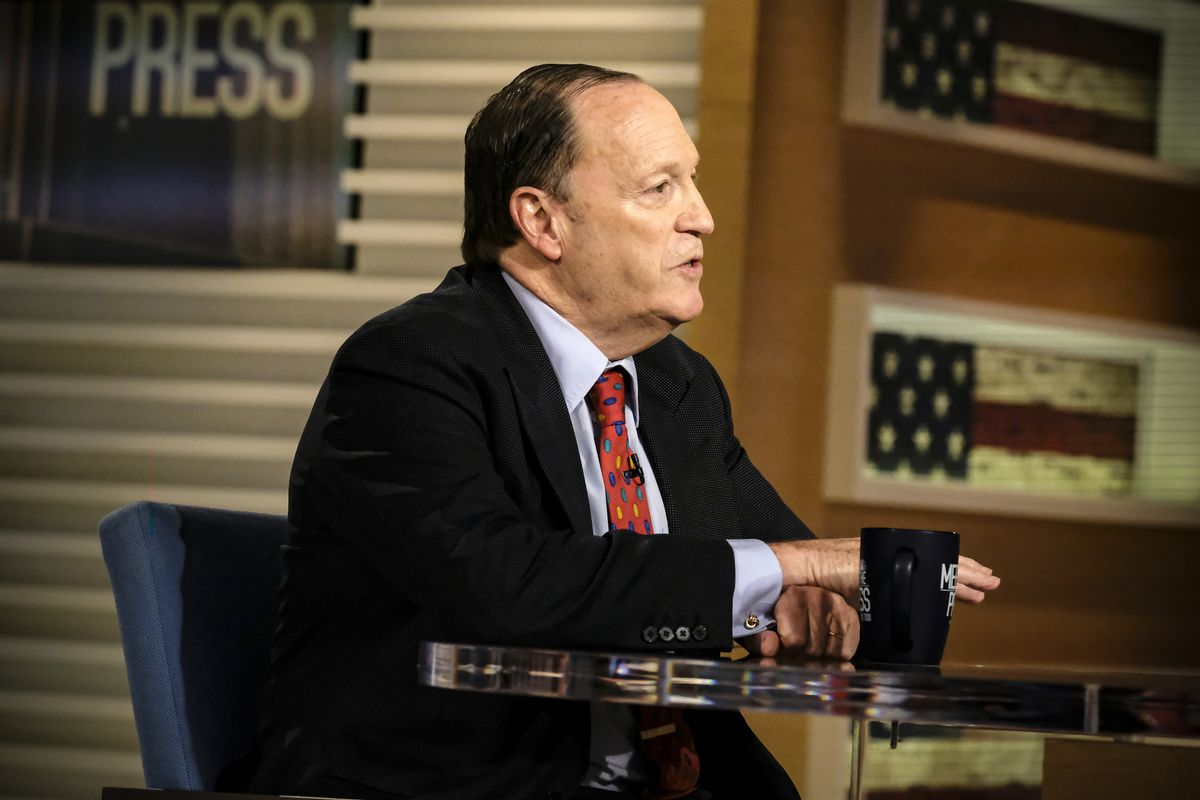 "Steven Brill on ""Meet the Press."""