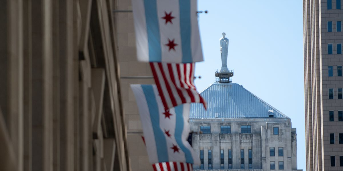 In study of nation's 75 largest cities, Chicago ranks next-to-last in fiscal health