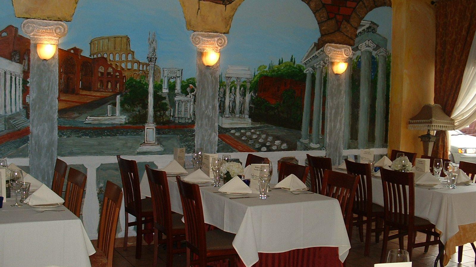 Sangria to replace vecchia roma in newton eater boston for La vecchia roma ristorante roma