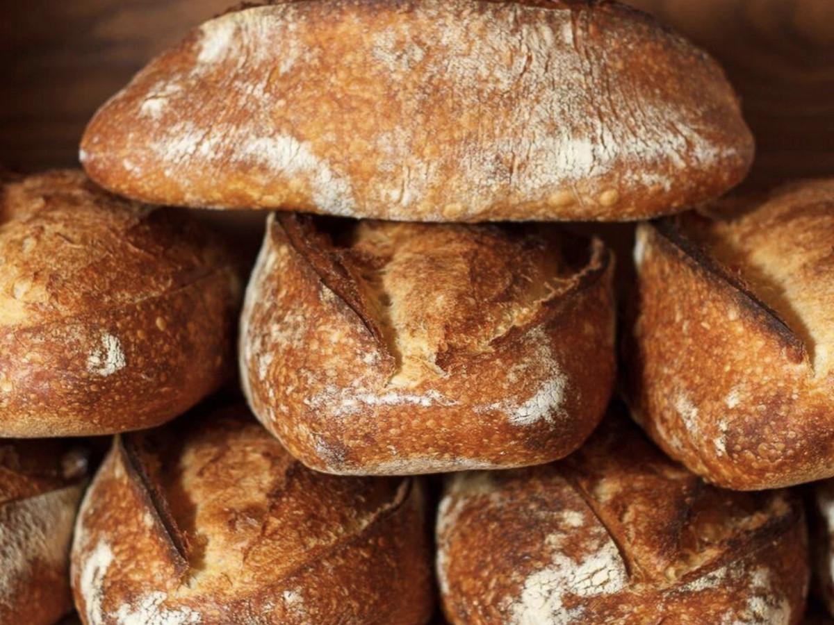 Bread from Noe Valley Bakery