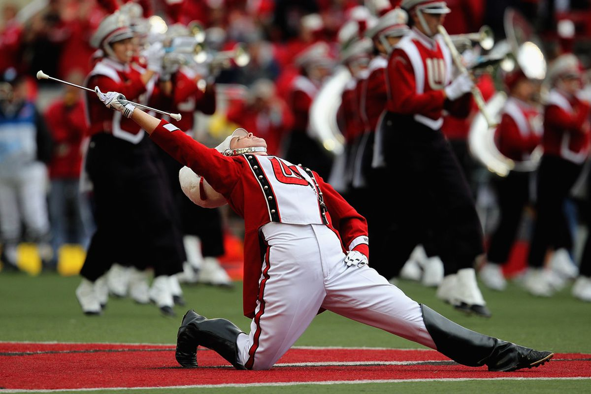 Is it top-ranked dominance that has 'em dancing in Madison?