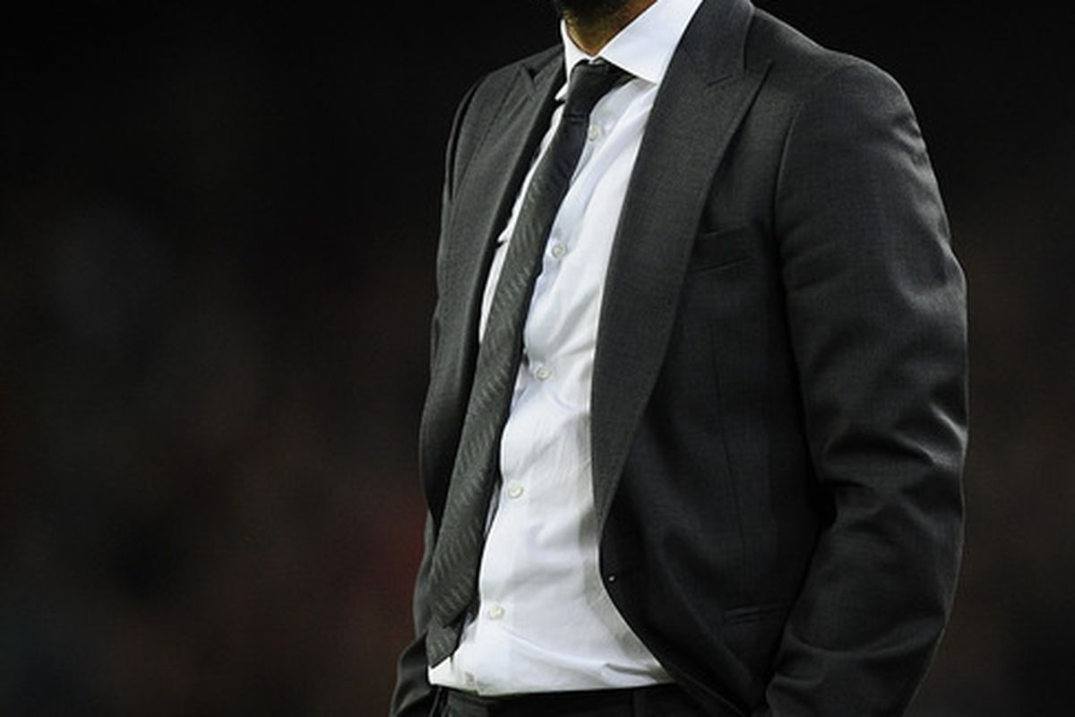 Imagine Pep in a fistfight with Ibraflop?