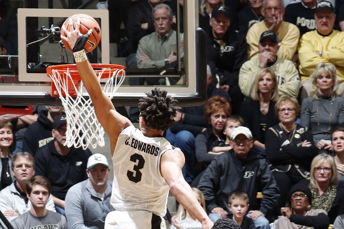 NCAA Basketball: Penn State at Purdue