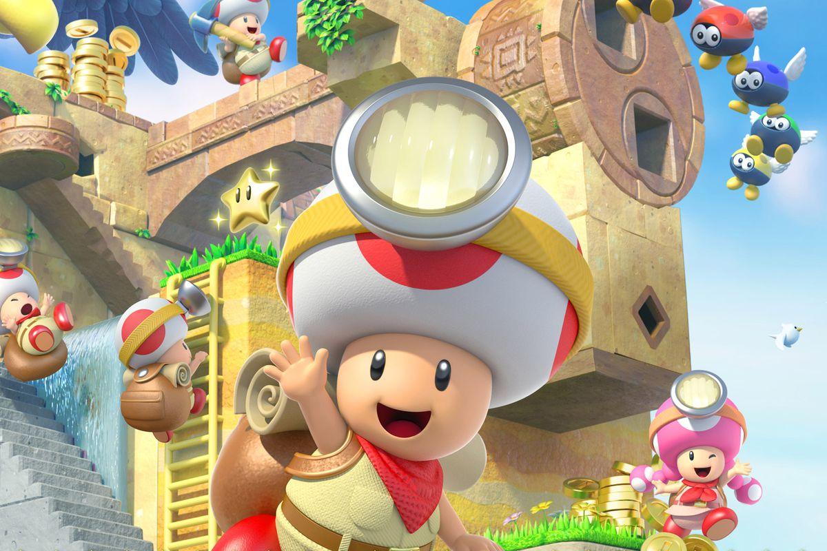 Where did Captain Toad: Treasure Tracker come from? - Polygon
