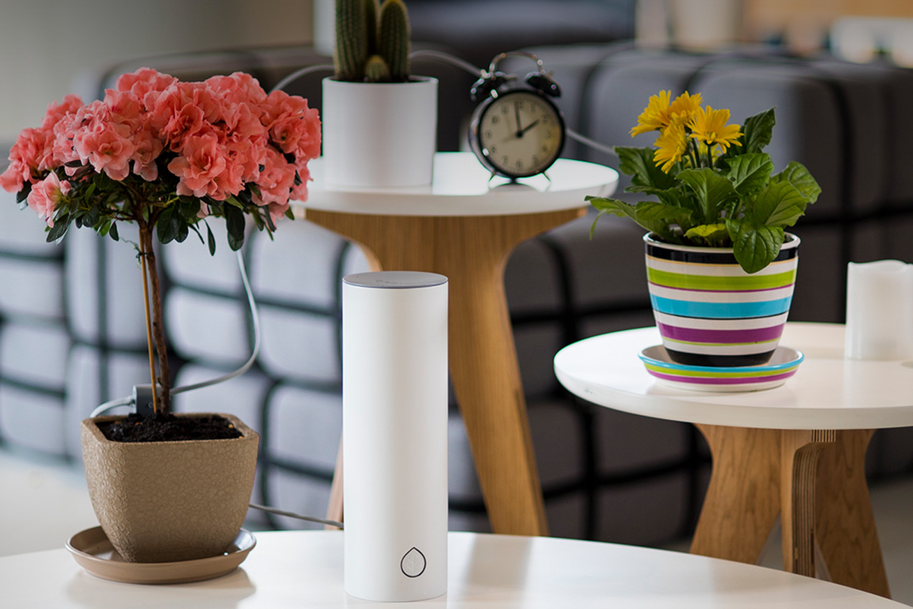 this is probably the wrong internet of things solution to watering plants