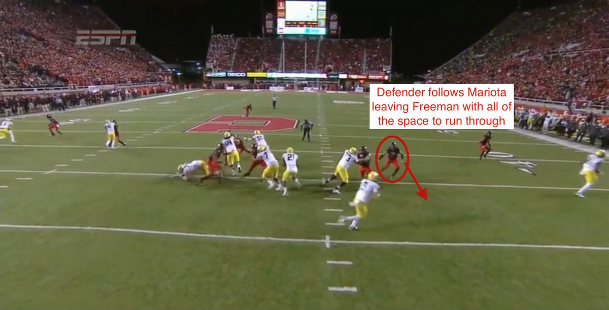 Freeman big run 3 - UTAH