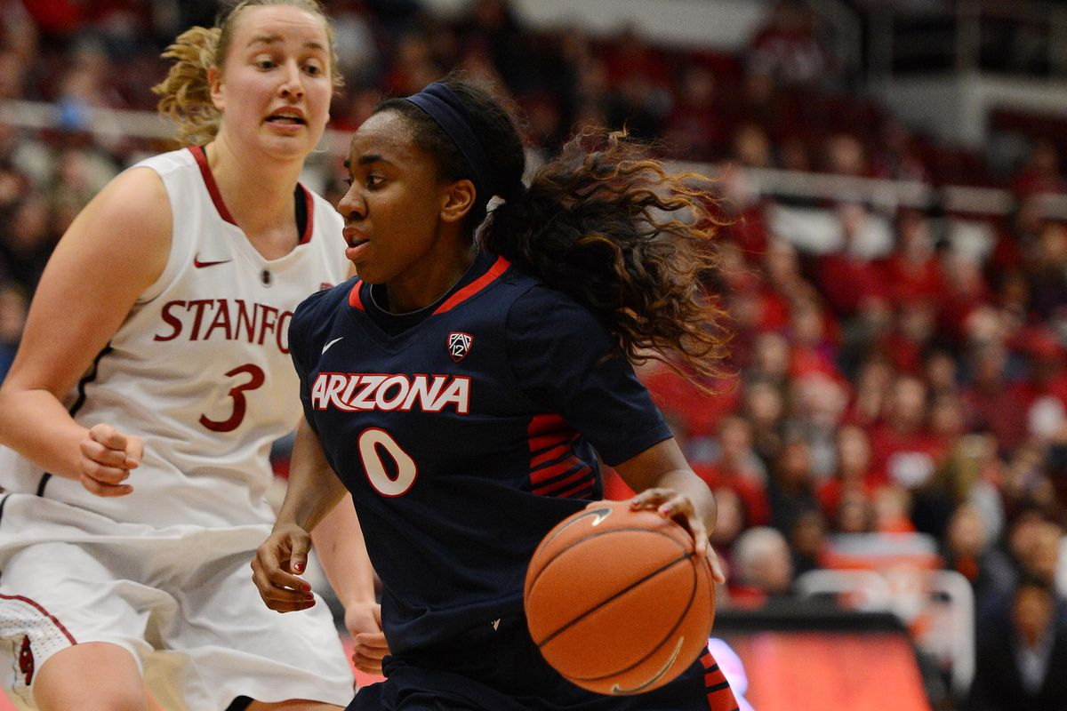 Can Cal slow down Davellyn Whyte? And does Arizona have any hope of slowing down Cal?
