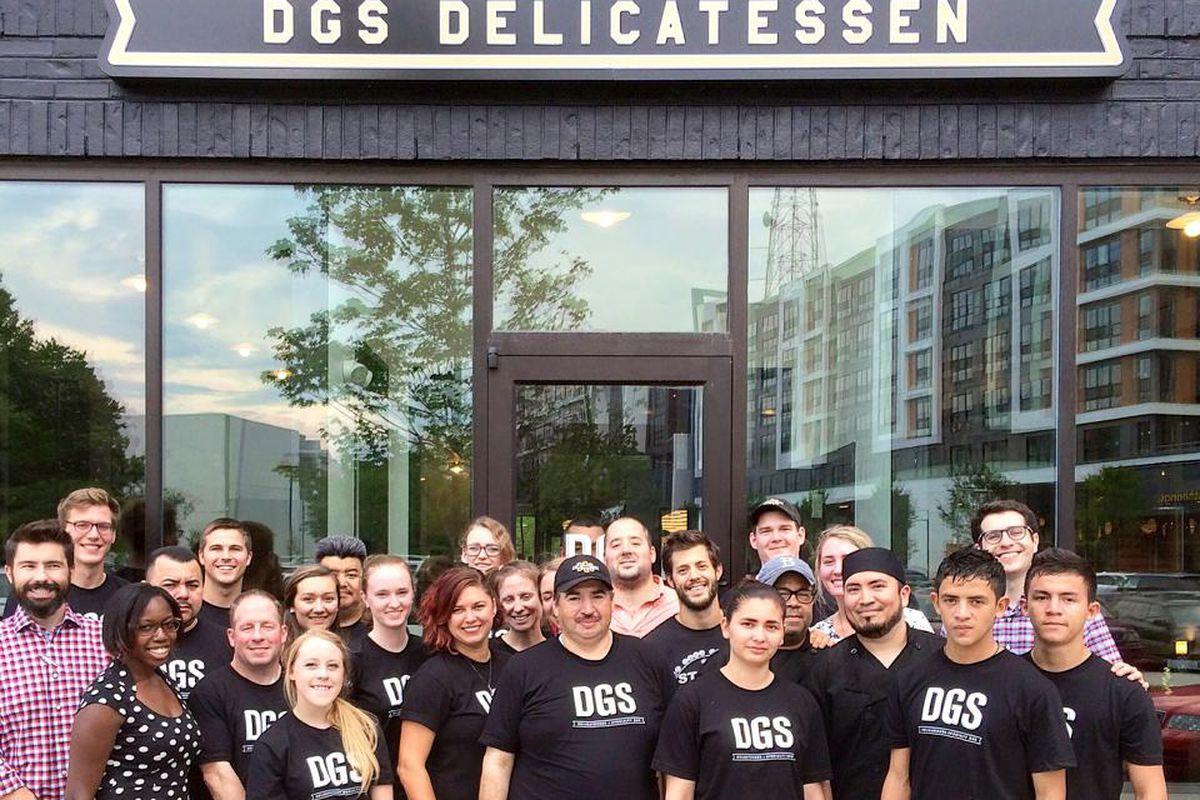 DGS' Mosaic team