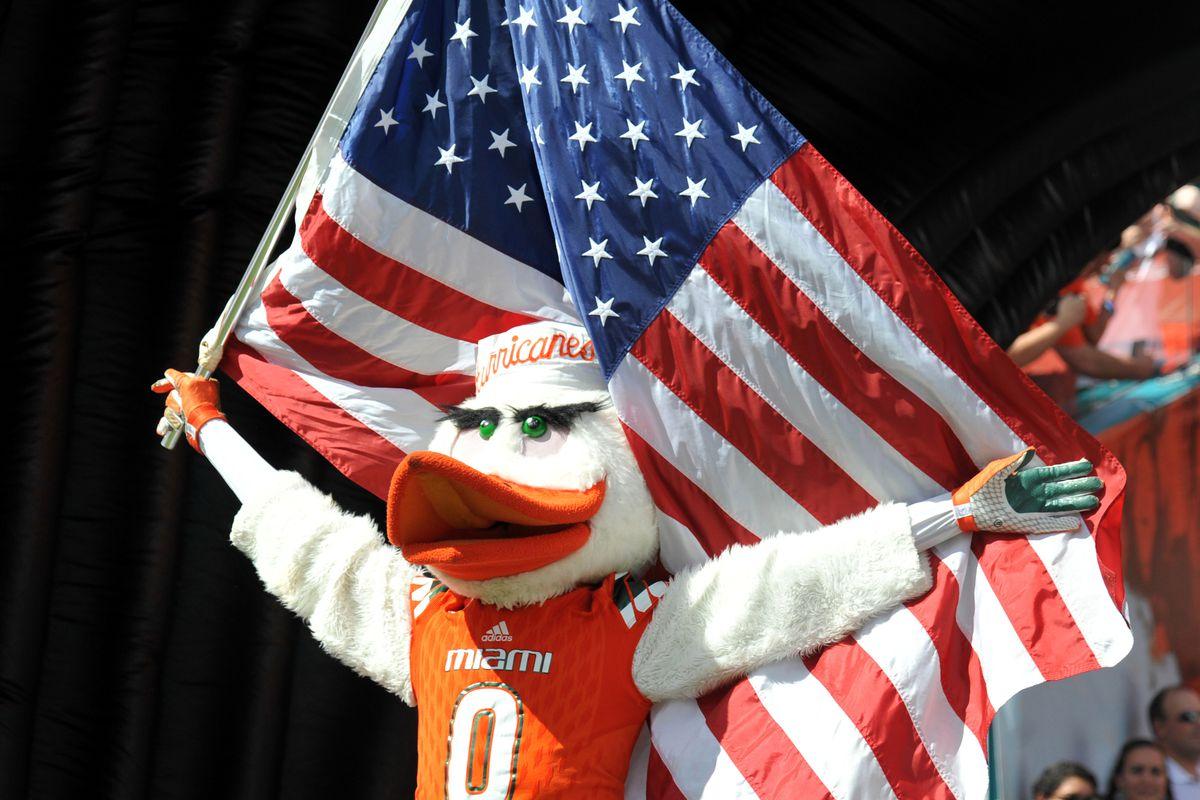 America loves Sebastian. Just.. not the Seminoles.