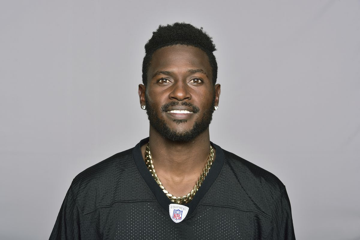 Antonio Brown was a four-time all-pro with the Steelers.