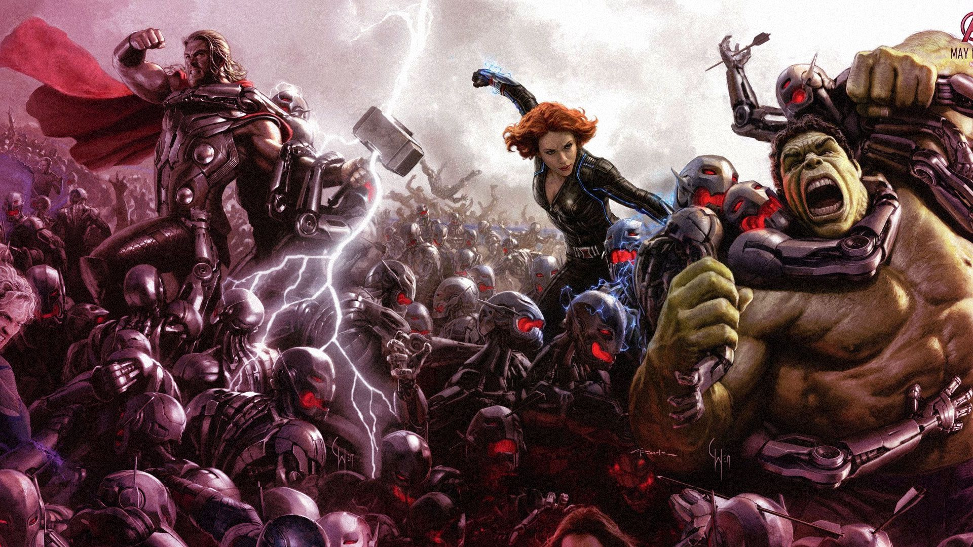 Avengers: Age of Ultron review   Polygon