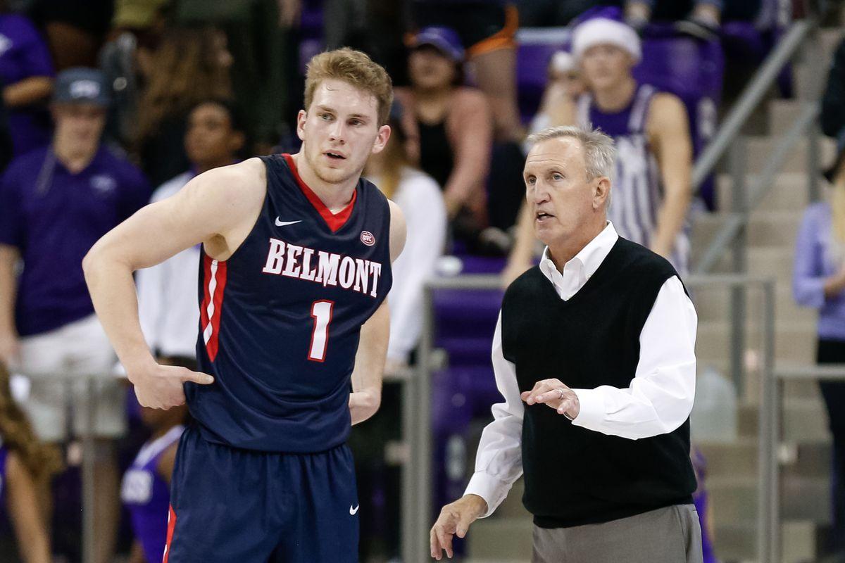 NCAA Basketball: Belmont at Texas Christian