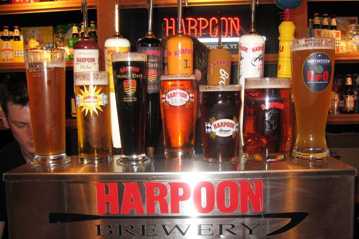 Photo Tasting Room At Harpoon Brewery Mboyle12