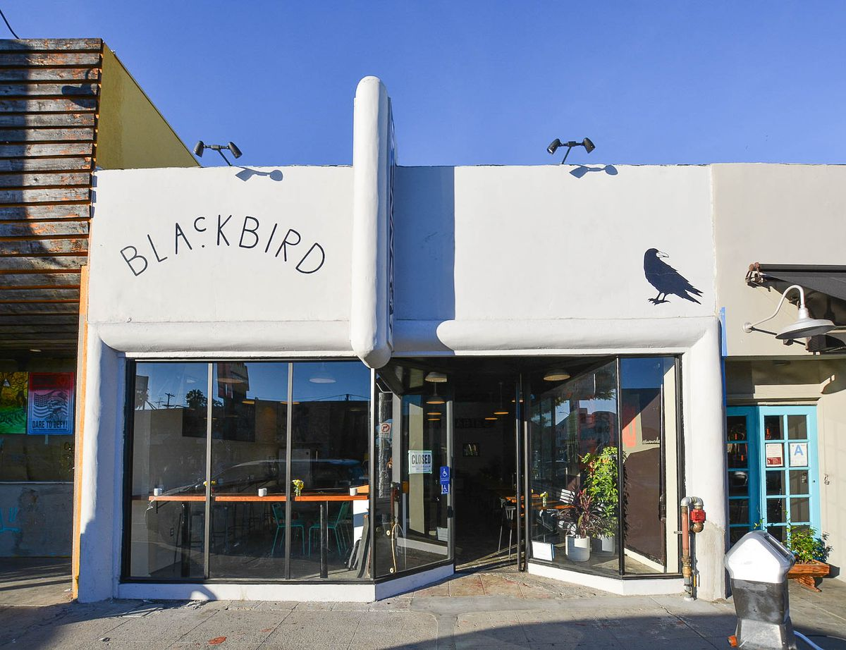 Blackbird Pizza Shop